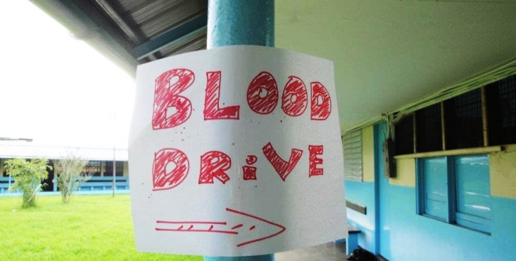Our 1st Blood Drive – A Recap